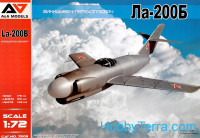 LA-200B All-weather experimental interceptor
