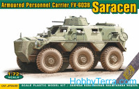 FV-603B Saracen armoured personnel carrier