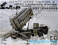 Hemtt M983 Tractor & M901 Launching Station