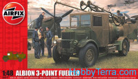 Albion 3-point fueller truck