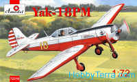 Yak-18PM aerobatic aircraft