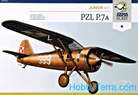 Fighter PZL P.7a (Junior Set)