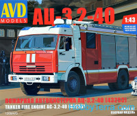 Tanker fire engine AC-3,2-40 (43253)