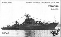 Parchim Pr.133 Small Antisubmarine Ship (Parchim I)
