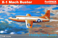 X-1 Mach Buster, Profipack