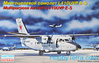 Multipurpose aircraft L-410UVP E-S