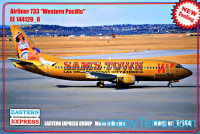 "Airliner 733 ""Western Pacific"""