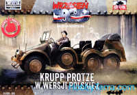 Krupp Protze in Polish version (Snap fit)