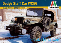 Dodge staff car WC56