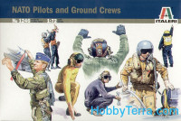 Nato Pilots and ground crews