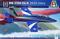 MB-339A PAN 2016 Livery
