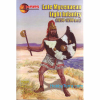 Late Mycenaean light infantry