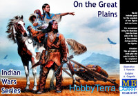 On the Great Plains. Indian Wars Series