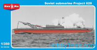 Soviet submarine Project 628