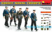 Soviet naval troops. Special edition
