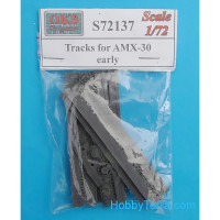 Tracks for AMX-30, early (Heller)