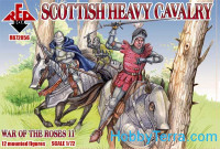 Scottish heavy cavalry, War of the Roses 11