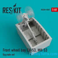 Upgrade Set Front Wheel Bay CH-53, MH-53