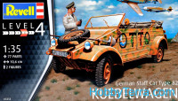 German Staff Car Type 82 'Kubelwagen'