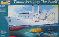 Titanic Searcher