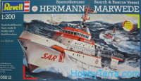 DGzRS Hermann Marwede rescue vessel