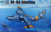 HU-16A Albatross flying boat