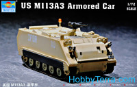 US M113A3 armored car